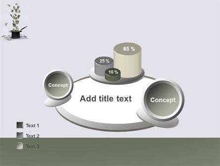 Magic Money PowerPoint Template Slide 16
