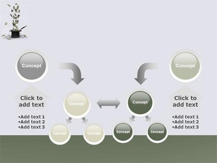 Magic Money PowerPoint Template Slide 19