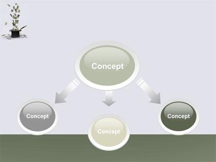 Magic Money PowerPoint Template, Slide 4, 05909, Financial/Accounting — PoweredTemplate.com
