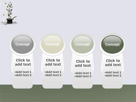 Magic Money PowerPoint Template Slide 5