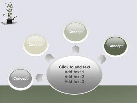 Magic Money PowerPoint Template Slide 7