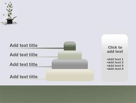 Magic Money PowerPoint Template Slide 8
