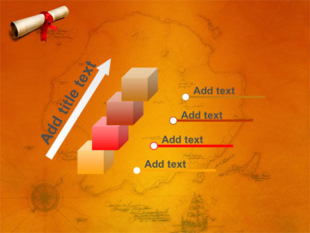 Treasure Map PowerPoint Template Slide 14