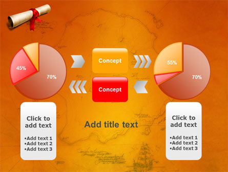 Treasure Map PowerPoint Template Slide 16