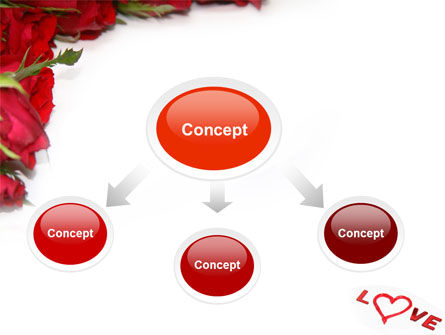 Love PowerPoint Template, Slide 4, 05912, Holiday/Special Occasion — PoweredTemplate.com