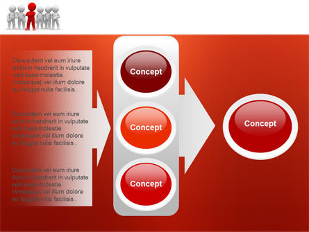 Team Leader PowerPoint Template Slide 11