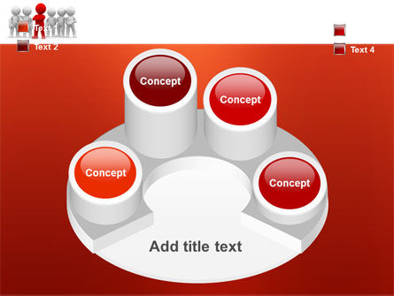 Team Leader PowerPoint Template Slide 12