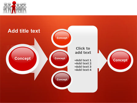 Team Leader PowerPoint Template Slide 17