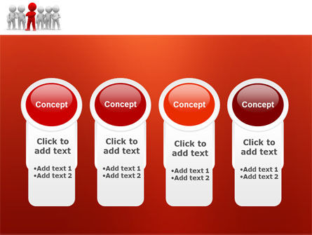 Team Leader PowerPoint Template Slide 5