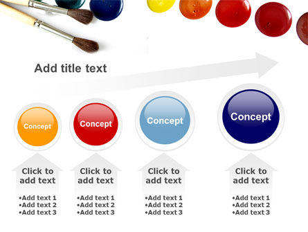 Watercolor PowerPoint Template Slide 13