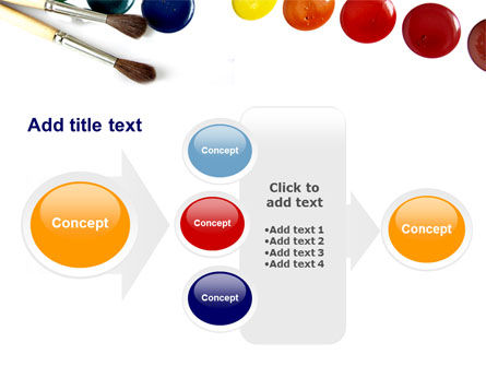 Watercolor PowerPoint Template Slide 17