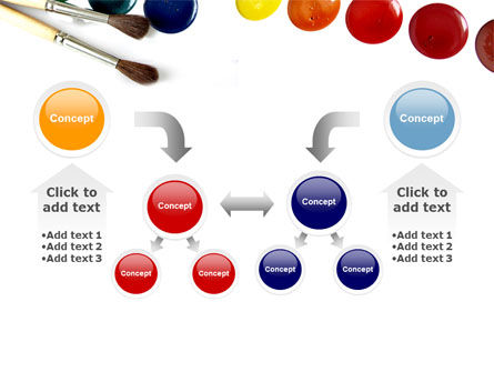 Watercolor PowerPoint Template Slide 19