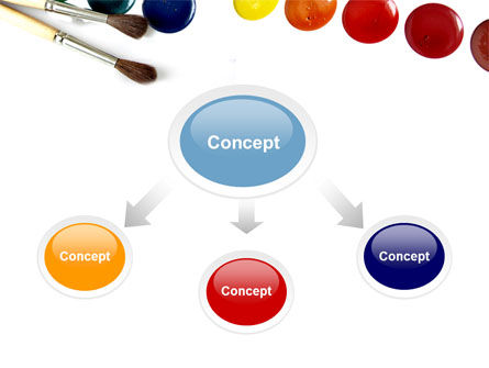 Watercolor PowerPoint Template Slide 4