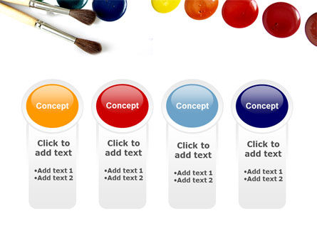 Watercolor PowerPoint Template Slide 5