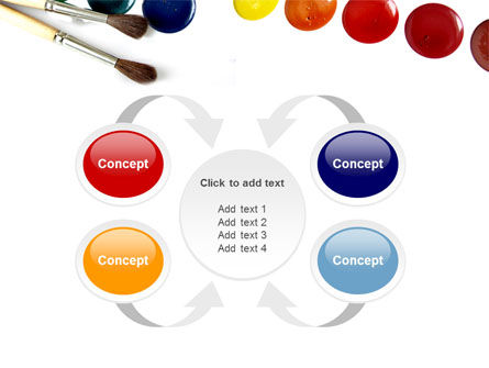 Watercolor PowerPoint Template Slide 6