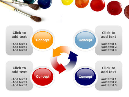 Watercolor PowerPoint Template Slide 9
