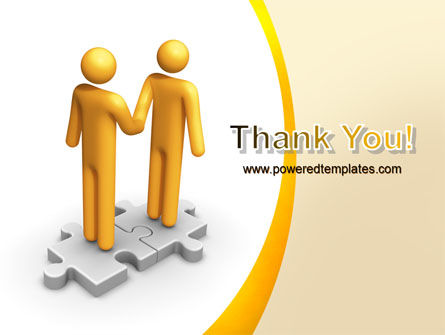 Handshaking PowerPoint Template Slide 20