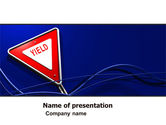 Cars and Transportation: Opbrengst PowerPoint Template #05922