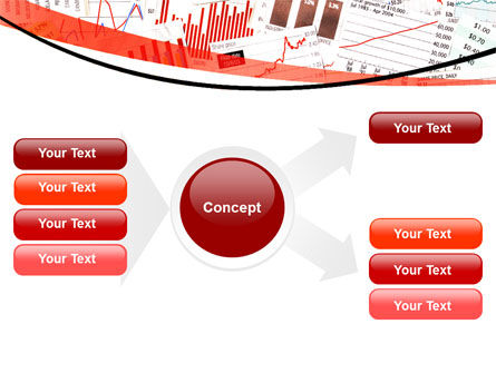 Stock Market Histograms PowerPoint Template Slide 14