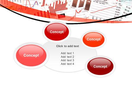 Stock Market Histograms PowerPoint Template Slide 16
