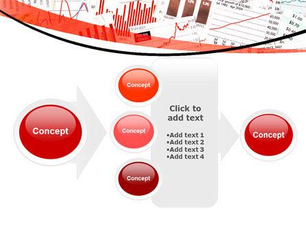 Stock Market Histograms PowerPoint Template Slide 17