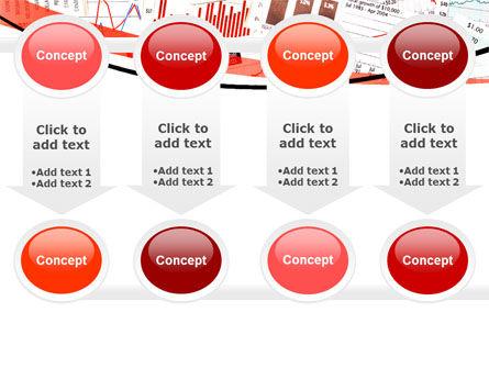 Stock Market Histograms PowerPoint Template Slide 18