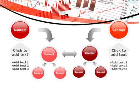 Stock Market Histograms PowerPoint Template Slide 19