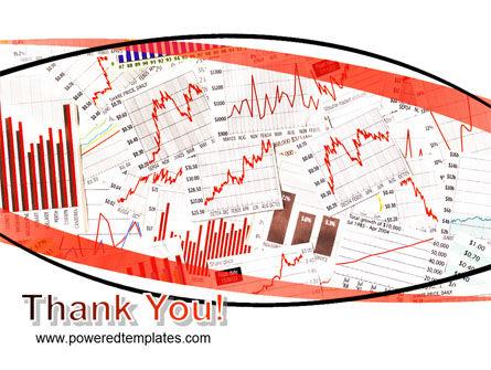 Stock Market Histograms PowerPoint Template Slide 20
