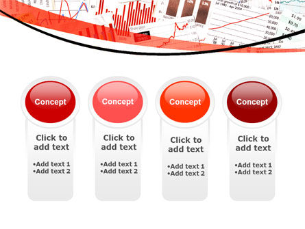 Stock Market Histograms PowerPoint Template Slide 5