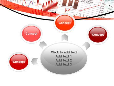Stock Market Histograms PowerPoint Template Slide 7