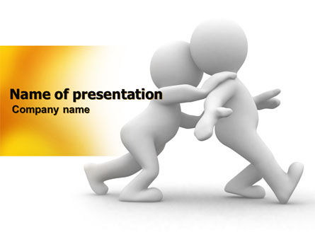 Persuasion PowerPoint Template