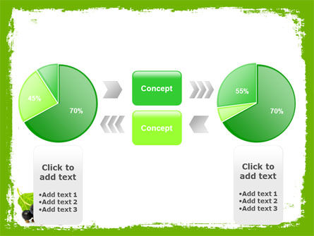 Free Blackcurrant PowerPoint Template Slide 11