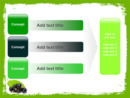 Free Blackcurrant PowerPoint Template Slide 12