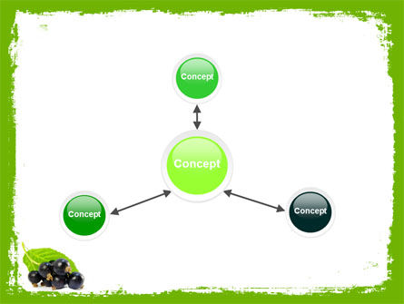 Free Blackcurrant PowerPoint Template Slide 14