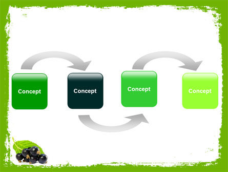 Blackcurrant Free PowerPoint Template, Slide 4, 05931, Agriculture — PoweredTemplate.com