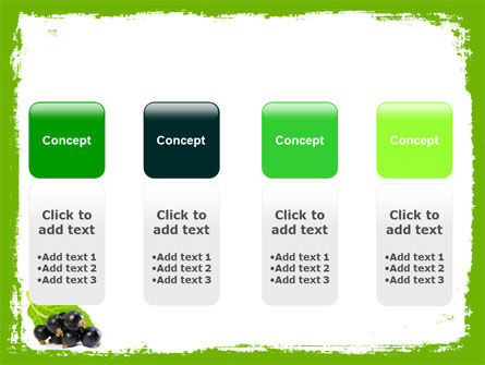 Blackcurrant Free PowerPoint Template Slide 5