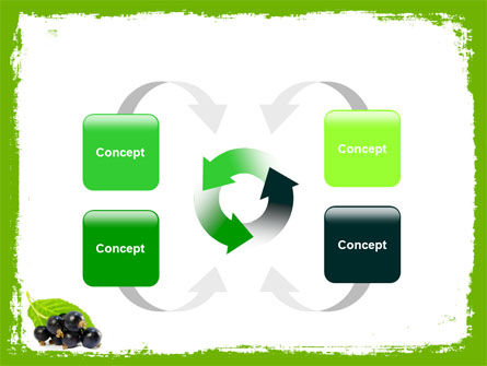 Free Blackcurrant PowerPoint Template Slide 6