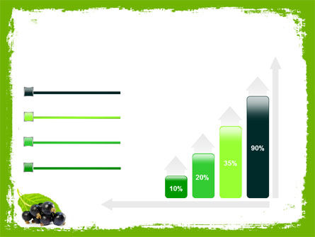 Free Blackcurrant PowerPoint Template Slide 8