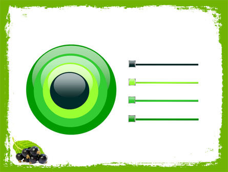Free Blackcurrant PowerPoint Template Slide 9