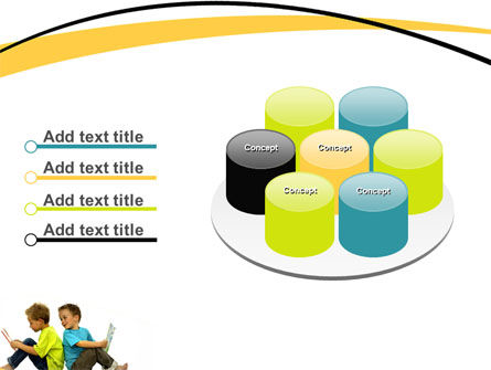 Boys PowerPoint Template Slide 12
