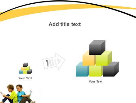 Boys PowerPoint Template Slide 13