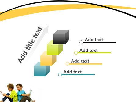 Boys PowerPoint Template Slide 14