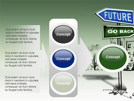 Future Ahead PowerPoint Template Slide 11