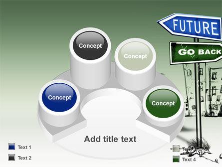 Future Ahead PowerPoint Template Slide 12
