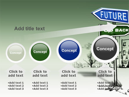 Future Ahead PowerPoint Template Slide 13