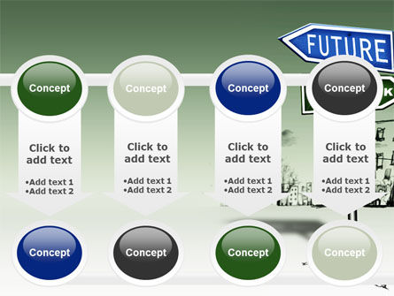 Future Ahead PowerPoint Template Slide 18