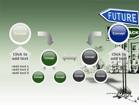 Future Ahead PowerPoint Template Slide 19