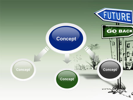 Future Ahead PowerPoint Template Slide 4