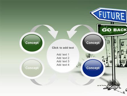 Future Ahead PowerPoint Template Slide 6