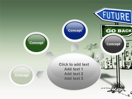 Future Ahead PowerPoint Template Slide 7